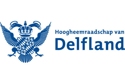 Logo Hoogheemraadschap van Delfland
